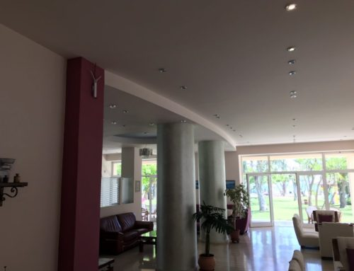 Αναβάθμιση Ξενοδοχείου 3Stars στην Κέρκυρα