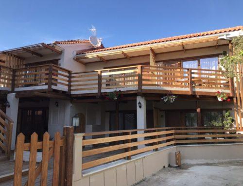 Εγκατάσταση Wifi στο Ξενοδοχείο Ekati Mare