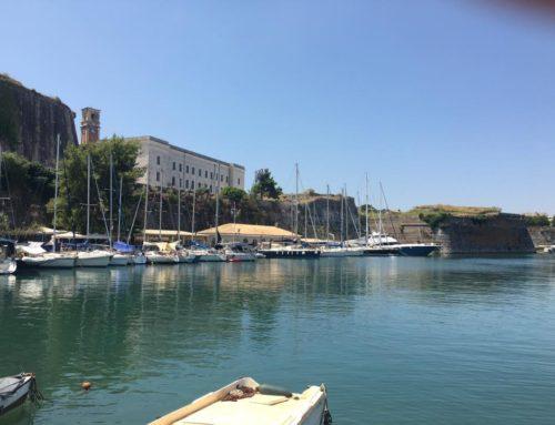 Εγκατάσταση Wi-Fi Δικτύου στον Ιστιοπλοϊκό Όμιλο Κέρκυρας